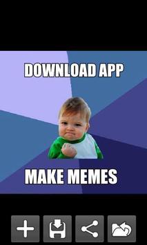Advice Animal Meme Creator poster