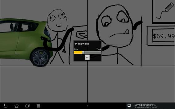 Rage Comic Maker apk screenshot
