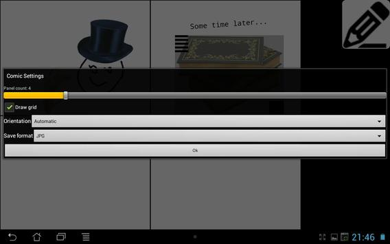 Comic Creator screenshot 12