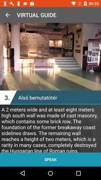 Roman Fort Guide screenshot 2