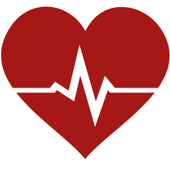 TrackMyBeat Health Application icon