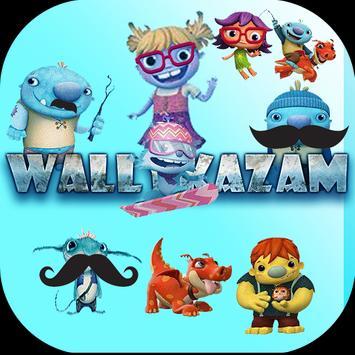 wallykazam for kides apk screenshot