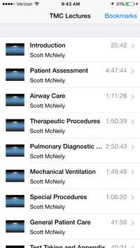 TMC Lectures screenshot 1