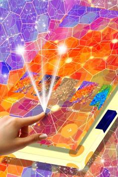 Colorful Glass Wallpaper Pack Cartaz