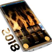 Leopard skin wallpapers icon