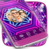 Neon Picture Frames icon