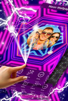 Neon Picture Frames poster