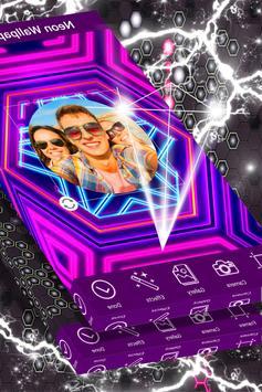 Neon Picture Frames screenshot 1