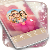Flowers Frames Photo App icon