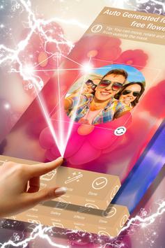 Flowers Frames Photo App poster