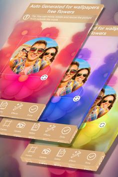 Flowers Frames Photo App apk screenshot
