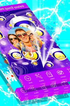 Galaxy Emoji Photo Frames apk screenshot