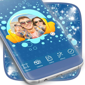 Photo Frames with Stickers icon
