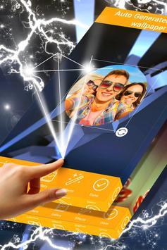 3D Photo Frame Design poster