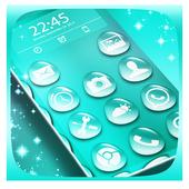 Water Drops Theme icon