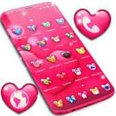 Love Theme Launcher icon