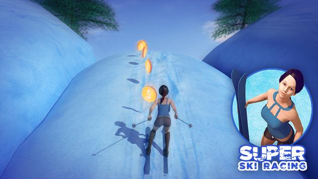 Super Ski Racing apk screenshot