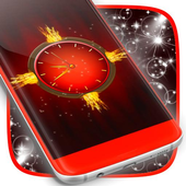 Eternal Flame Clock icon