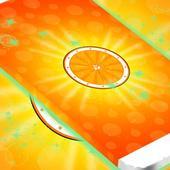 Fruit Clock Live Wallpaper icon