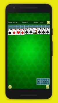 Solitaire Classic Spider screenshot 1