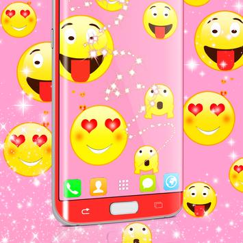 Emoticon wallpapers apk download free personalization app for emoticon wallpapers poster altavistaventures Image collections