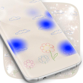 Flowers Love Live Wallpaper icon