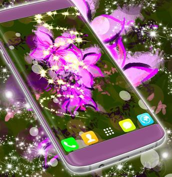 Flowers Wallpaper Live apk screenshot