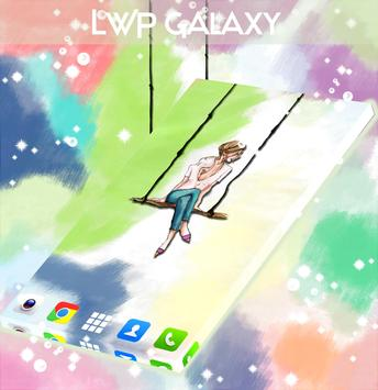 Live Wallpaper for Galaxy Note apk screenshot