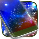 Live Wallpaper Galaxy icon