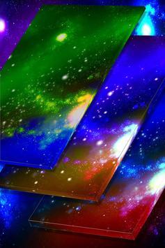 Galaxy Wallpaper Live poster