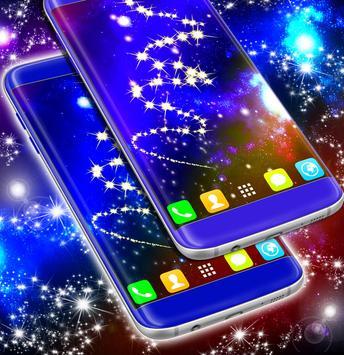 Live Wallpaper Galaxy apk screenshot