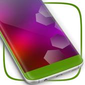 Elegant Color Live Wallpaper icon