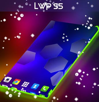Live Wallpapers for S5 apk screenshot