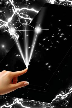Glowing Stars Live Wallpaper apk screenshot