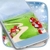 Wonderland Live Wallpaper icon