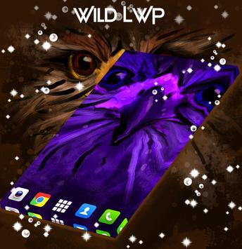 Wild Live Wallpaper apk screenshot