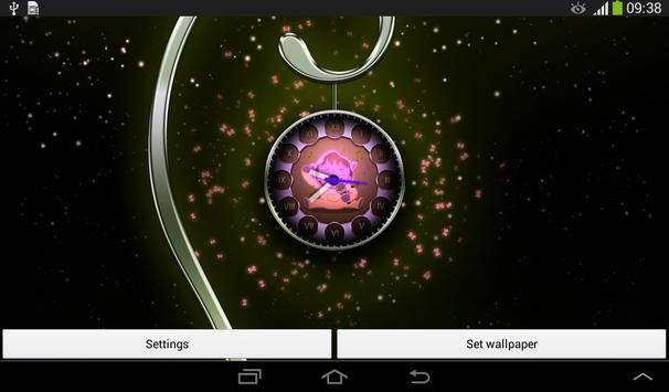 Elf Live Wallpaper apk screenshot