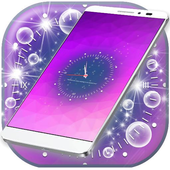 Live Wallpaper Clock icon