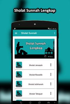 Sunnah Prayer poster