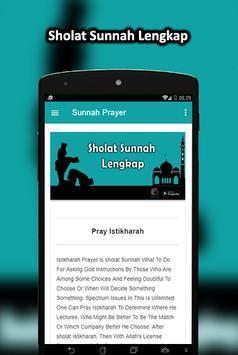 Sunnah Prayer screenshot 2