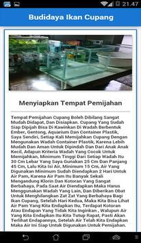 Budidaya Ikan Cupang screenshot 2