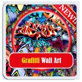 Grafitti Wall Art icon