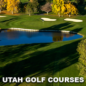 Utah Golf Courses icon