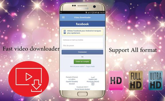 Fast Video Downloader 2017 poster