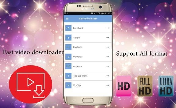 Fast Video Downloader 2017 screenshot 2