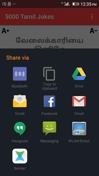 5000 Tamil Jokes apk screenshot