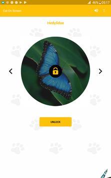 Real Butterflies on Screen - Live wallpaper screenshot 1
