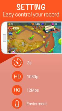 TM  Recorder - HD Screen Recorder and Video Editor screenshot 2