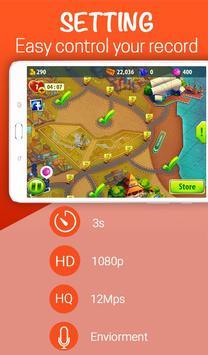 TM  Recorder - HD Screen Recorder and Video Editor screenshot 7