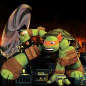 Turtles shadows ninja icon